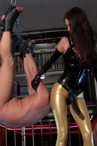 Hanging slave